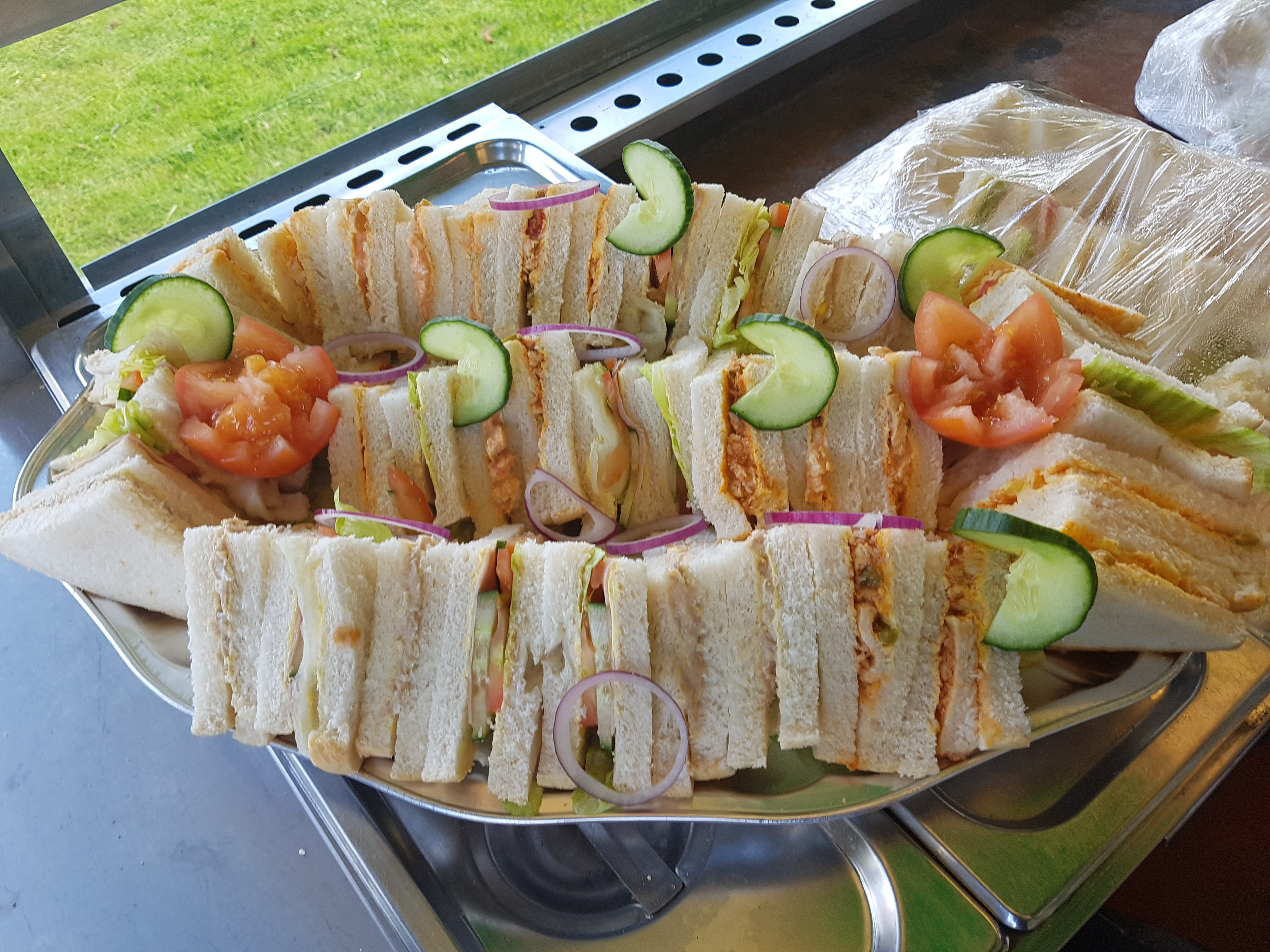 Virgin Media Mobile Catering Express Catering