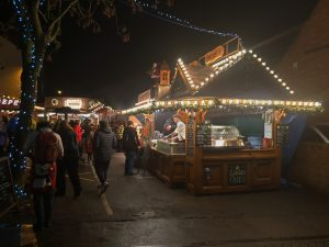 Christmas Markets Express Catering