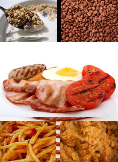 Breakfast Bar & Restaurant Marquee Express Catering